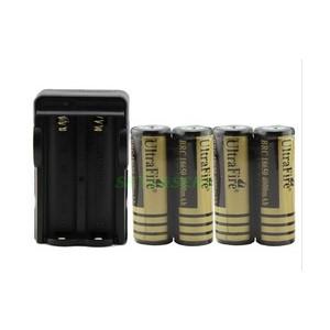 Kit baterías de litio recargables +cargador